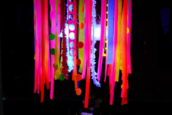 glow in the dark: 15 neon birthday party ideas | parentmap