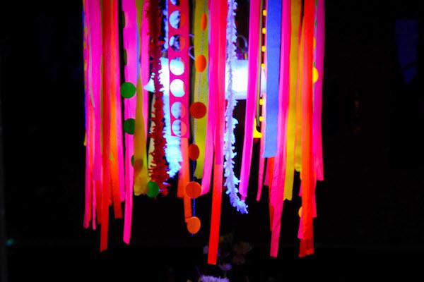 Glow In The Dark 15 Neon Birthday Party Ideas ParentMap