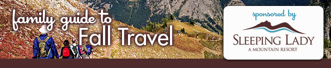 Fall travel sponsorship header