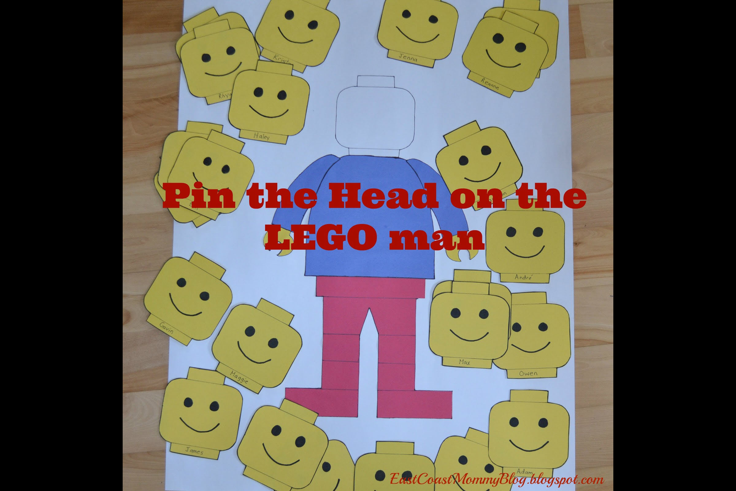 Gmail lego theme