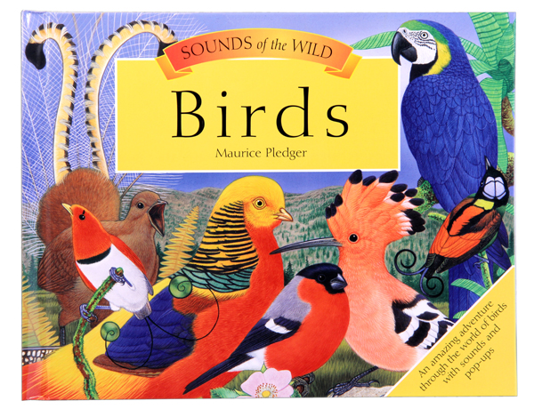 Sounds of the Wild: Birds by Maurice Pledger