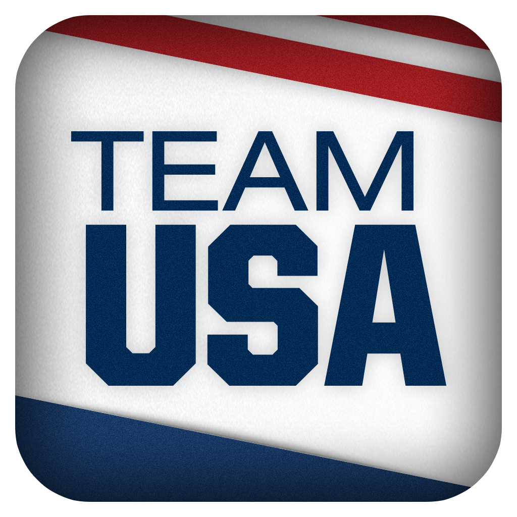 Road to Sochi Team USA app icon