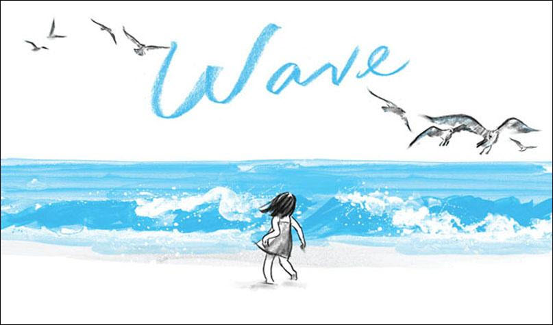 Wave by Suzy Lee