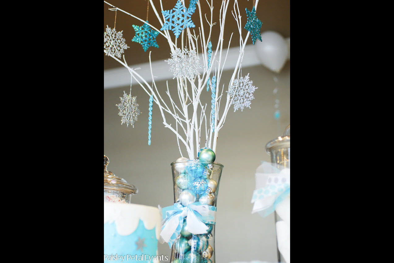 Frozen birthday party ideas easy affordable decorations
