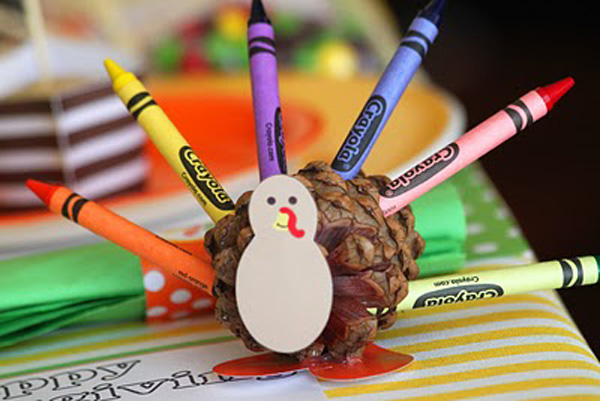 Thanksgiving decorations that kids can make parentmap