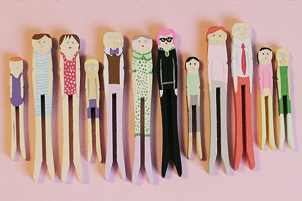 Birthday party craft and party favor ideas parentmap for Clothespin crafts for adults