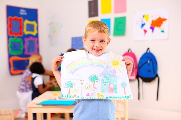 12 Creative Ways to Display and Preserve Kids' Artwork  ParentMap