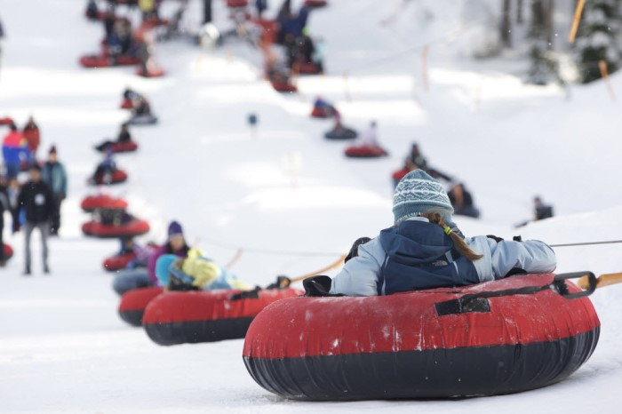 Calendar Preschool Crafts : Best places to go sledding and tubing for seattle area