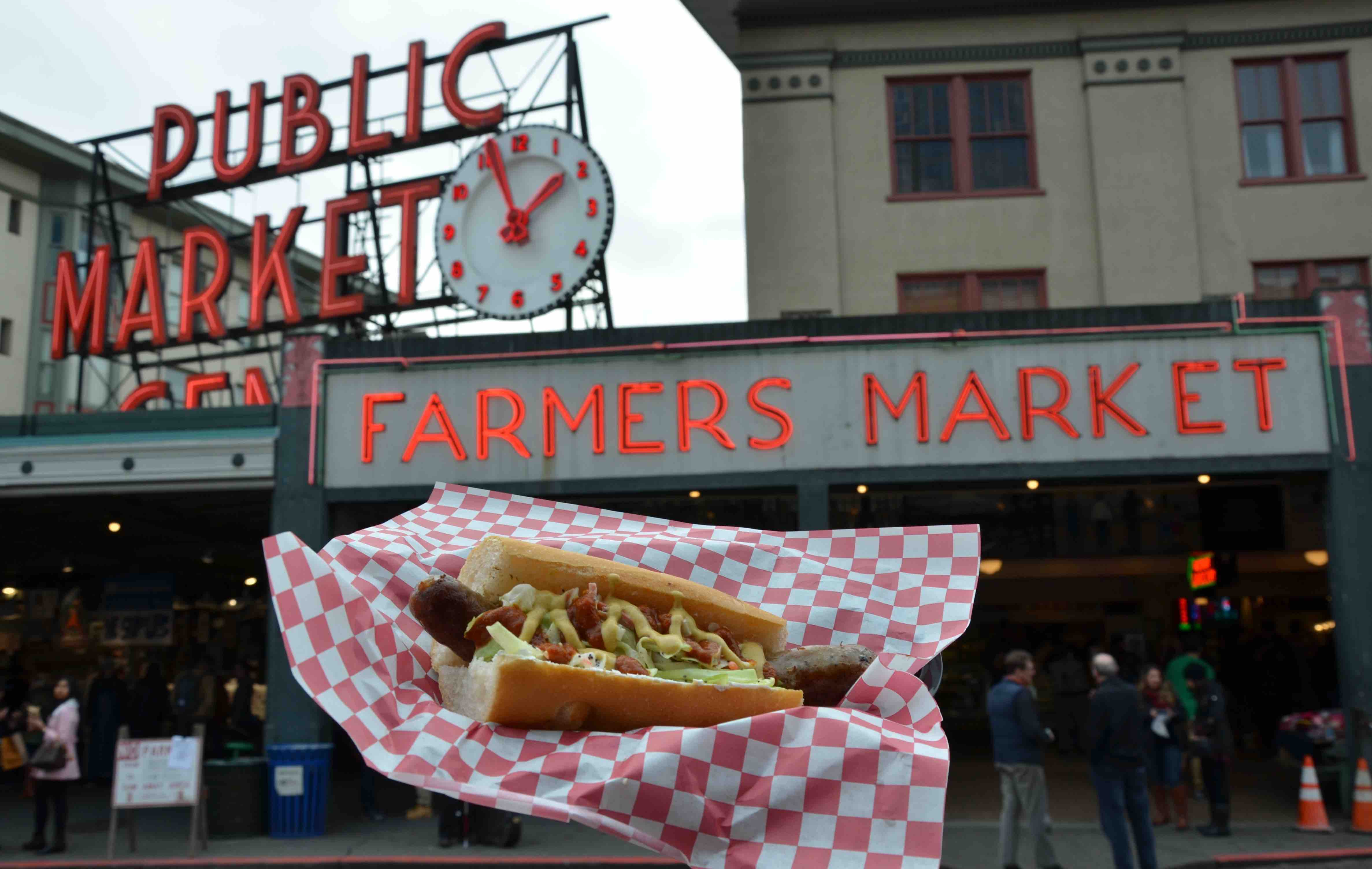 City Eats Where To Eat In Downtown Seattle With Kids