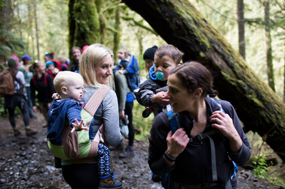 hike it baby  how a mom in oregon started a hiking