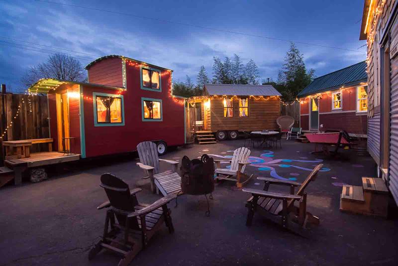 Tiny House Hotel