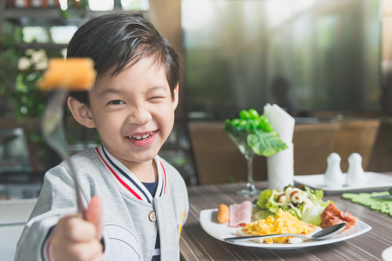 Blended Picky Eaters And The No Thank You Bite Parentmap