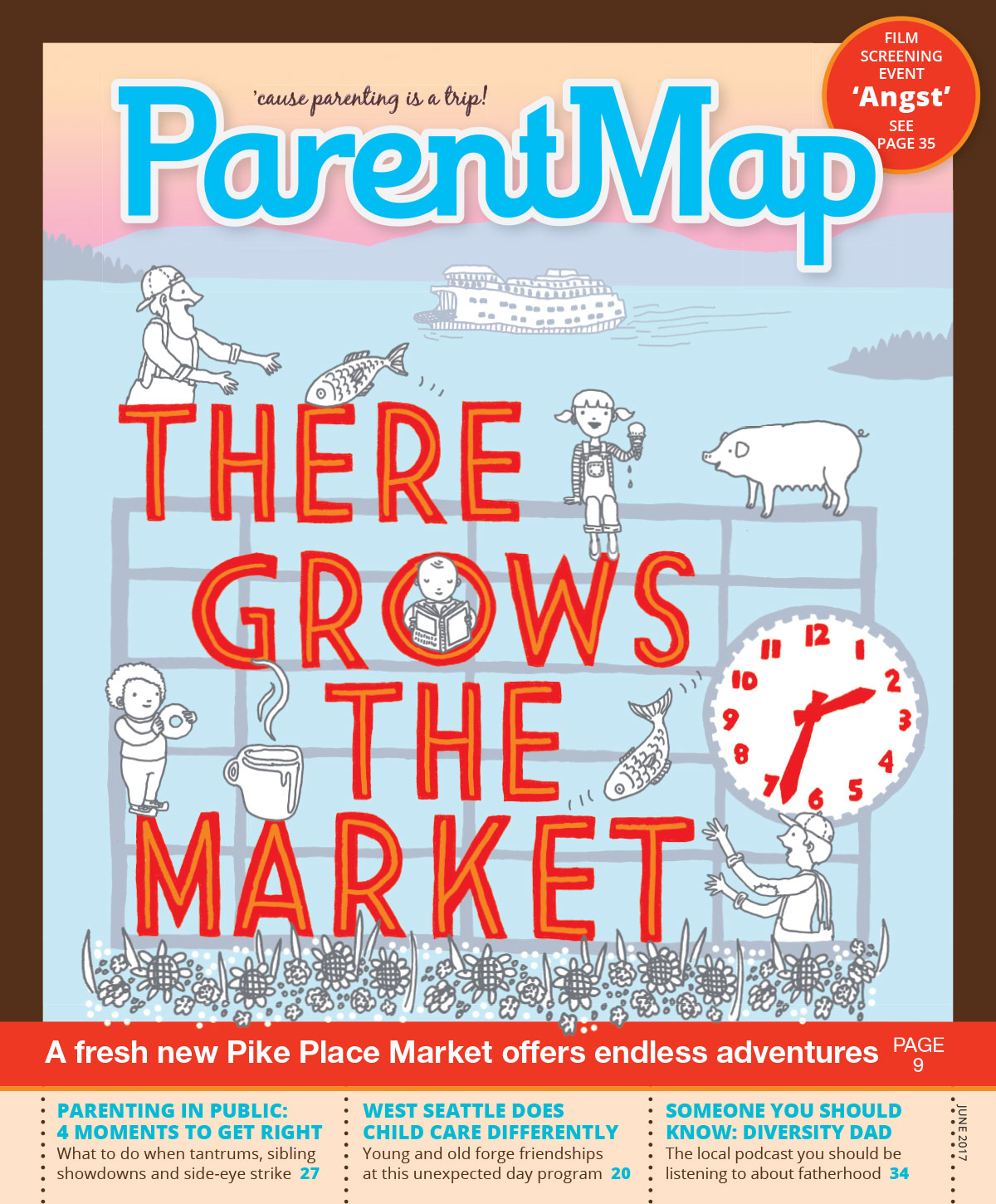 ParentMap June 2017 cover