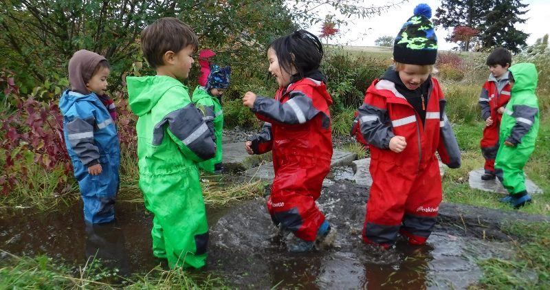 How To Play Outside In Wild Weather Parentmap