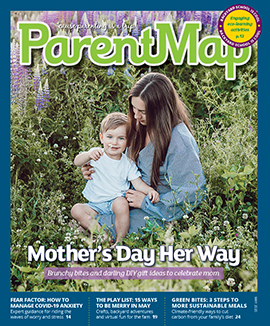 ParentMap Magazine May 2020