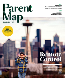 ParentMap Magazine September 2020