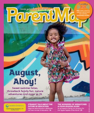 ParentMap August 2020 Issue