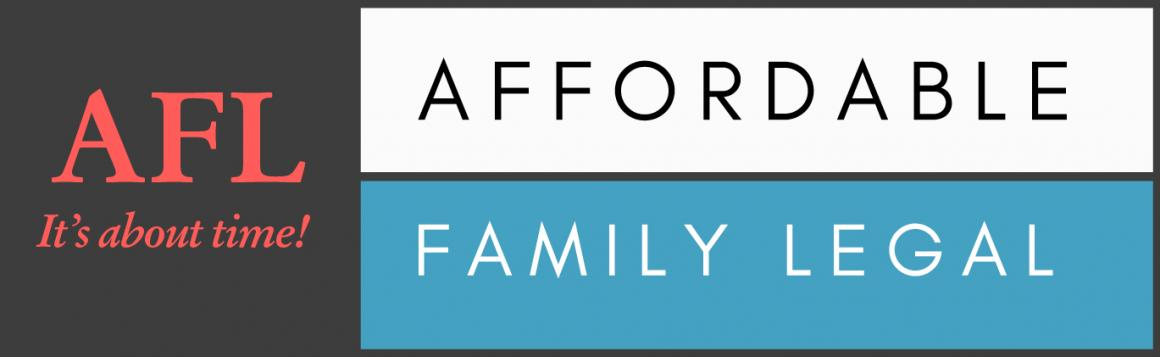 Affordable Family Legal Logo