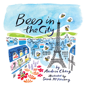 bees in the city book cover