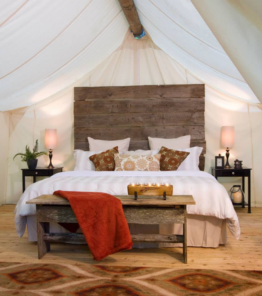 Happy Glampers: Luxury Camping Spots in the Northwest | ParentMap