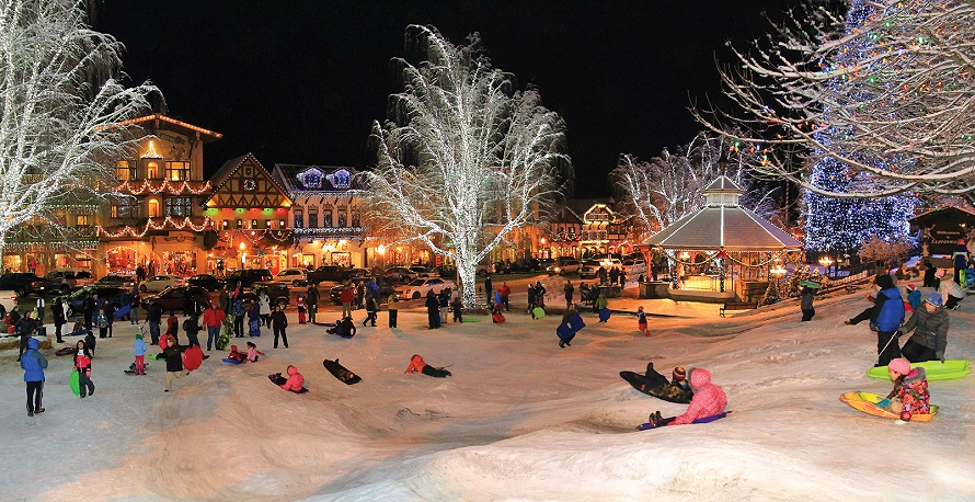 Christmas at Leavenworth. Photo credit: Leavenworth.org