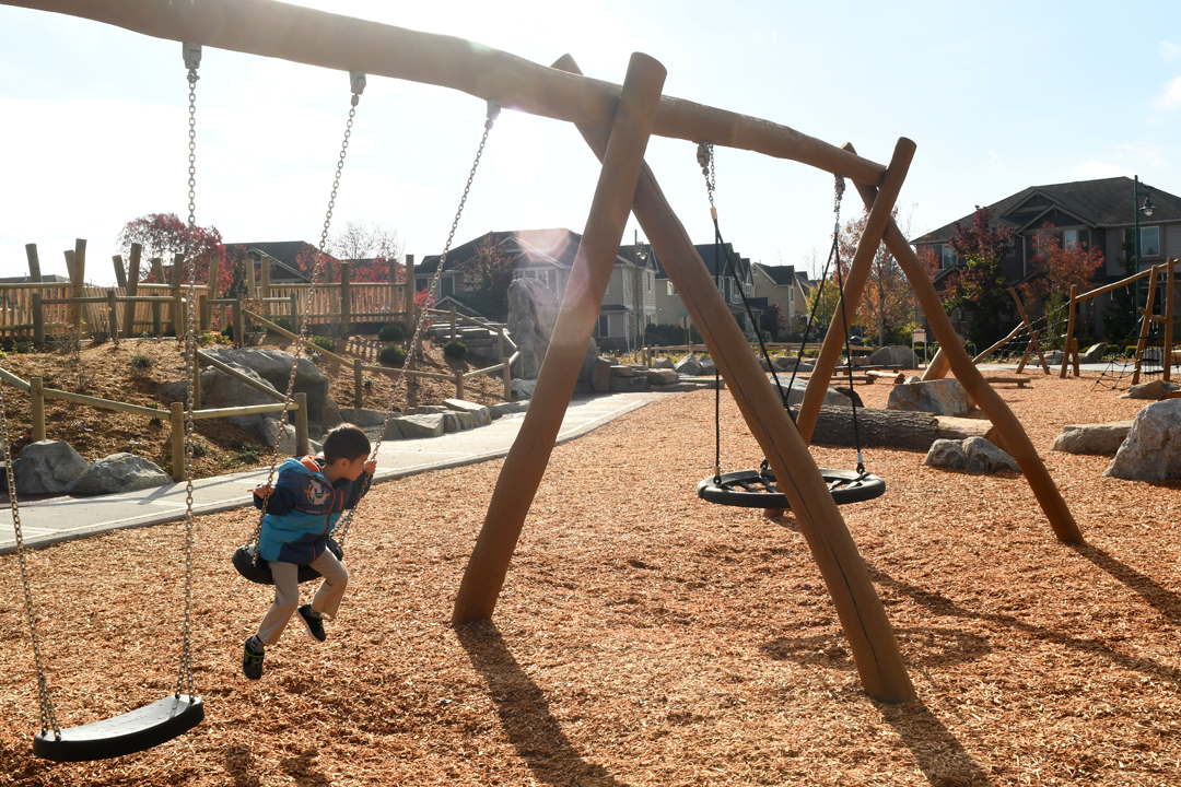 Swings-at-Exploration-Park-new-playground-Mill-Creek-fun-nature-play-kids