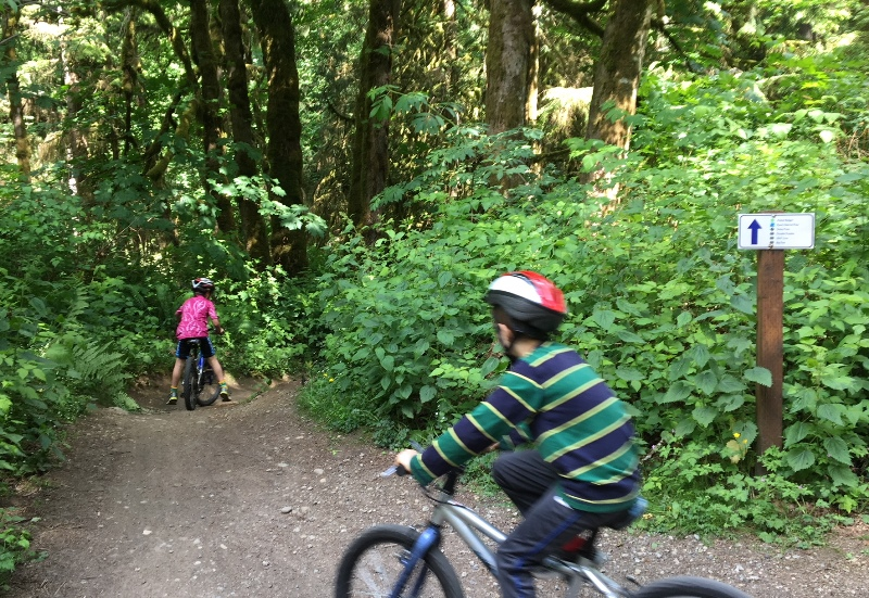 Thrill Ride! Where and How to Try Mountain Biking as a ... on campbell hill map, mountain bike trail map, johnson hill map, banner forest map, adams hill map, baker hill map, king hill map,