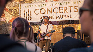 KEXP Concerts at the Mural
