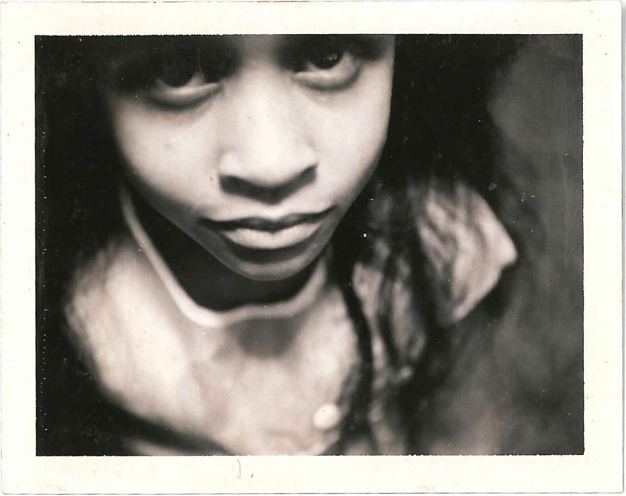 Polaroid from the collection of Robert Jackson courtesy Bellevue Arts Museum
