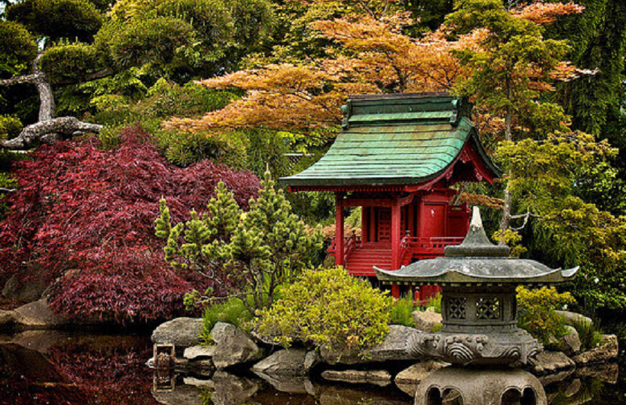 Point Defiance Japanese Garden