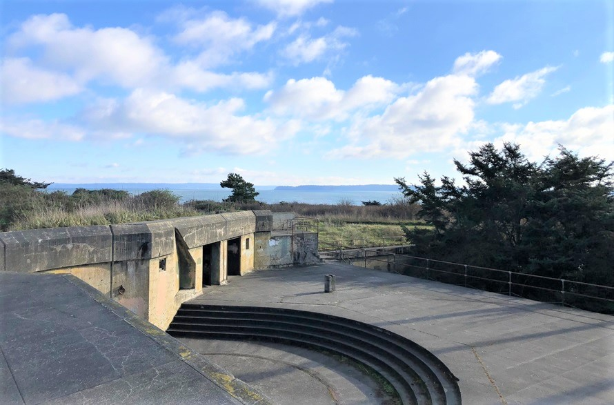 Port-Townsend-Fort-Worden-battery-bunkers-fun-with-kids