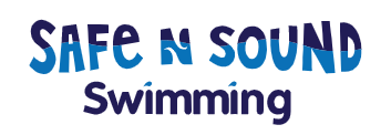 safe and sound swimming logo