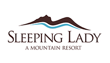 Sleeping Lady Logo