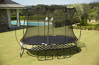 Springfree Trampoline Photo