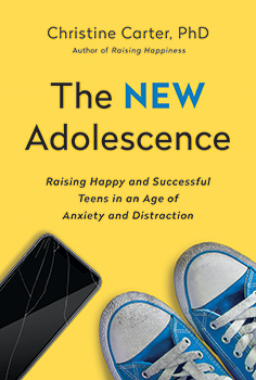The New Adolescence Book Cover