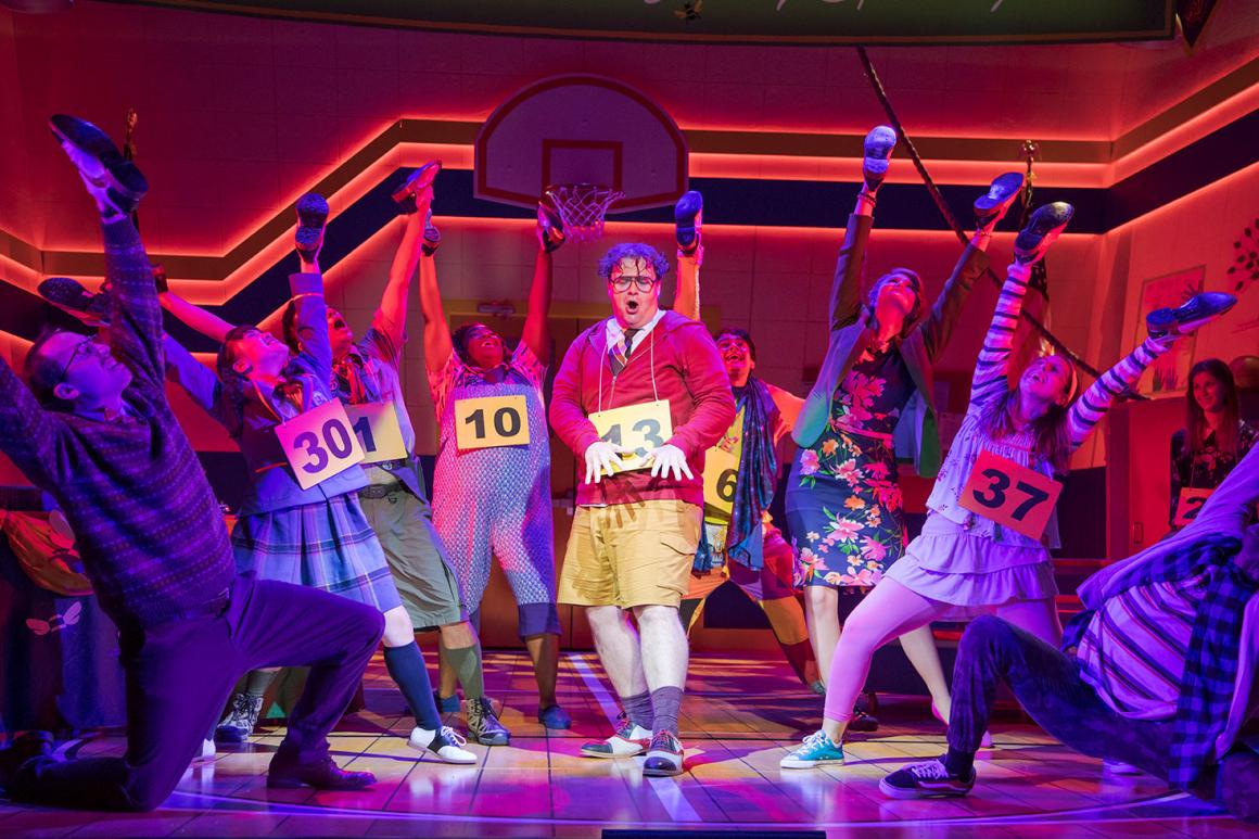 Village-Theatre-putnam-county-spelling-bee-review