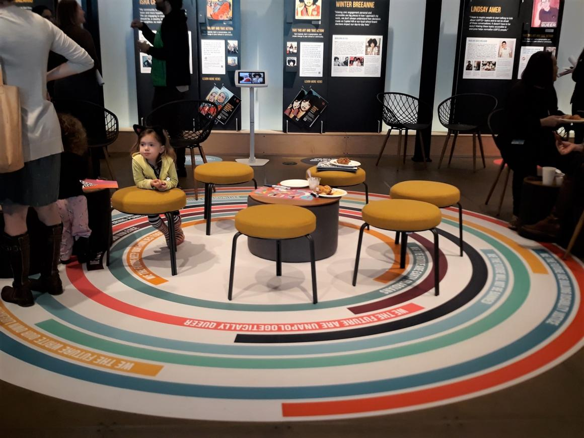 We-the-future-center-area-exhibit-stools-kids-play