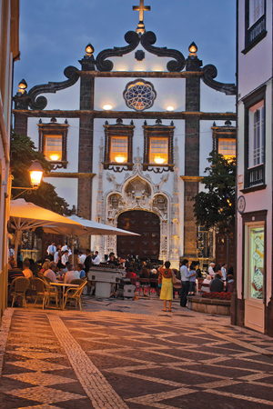 azores town