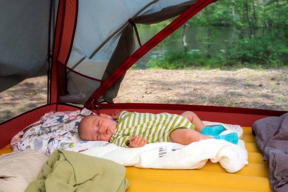 Where the Wild Things Are: Tips for Camping With Babies and Toddlers