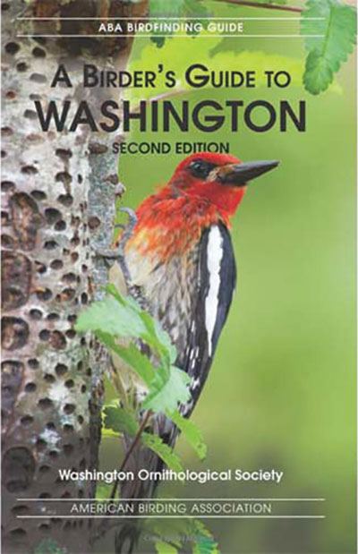 Book cover image of A Birder's Guide to Washington