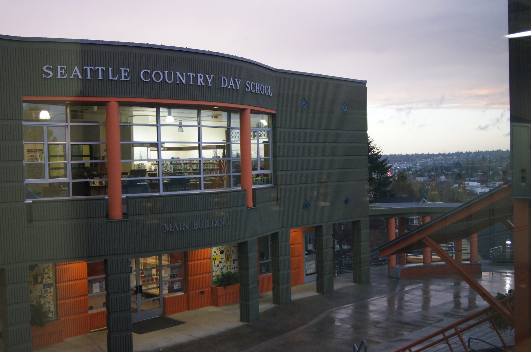 Seattle Country Day School Parentmap