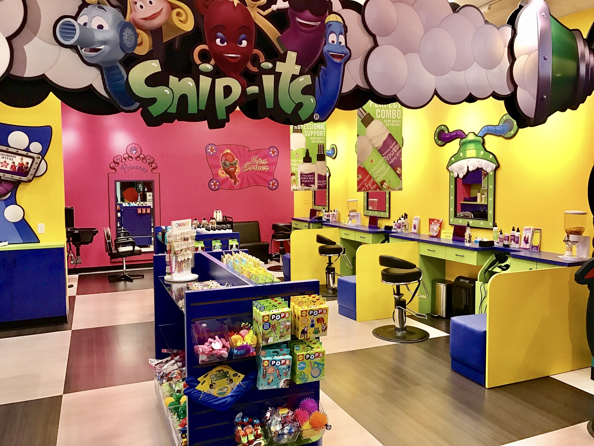 Snip Its Kids Salon And Spa Parentmap