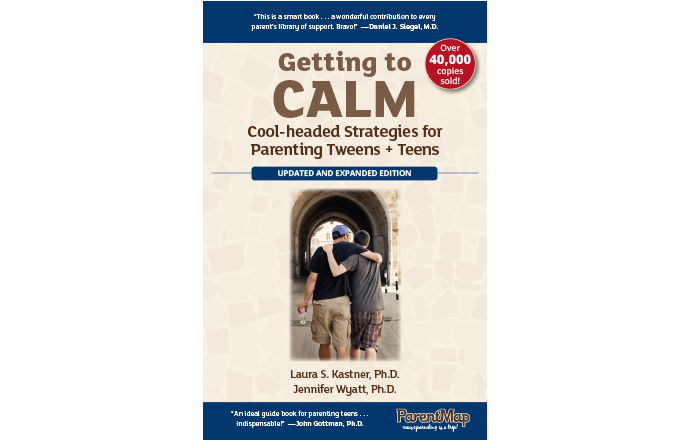 Getting To Calm, The Teen Years