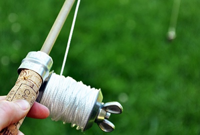 15 father 39 s day crafts and activities that kids can make for Fishing poles for kids