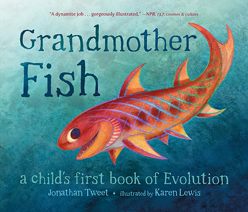 "Cover of ""Grandmother Fish"""