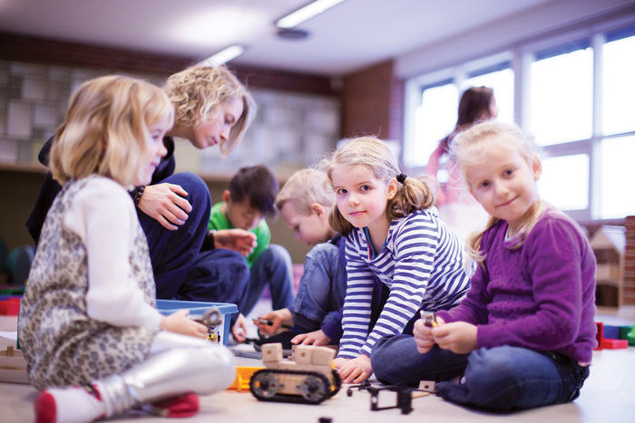 Lego workshop at Nordic Heritage Museum