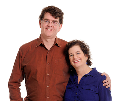 Will Poole and Janet Levinger