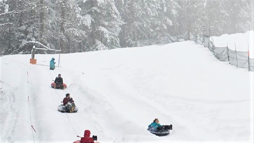 Leavenworth tubing