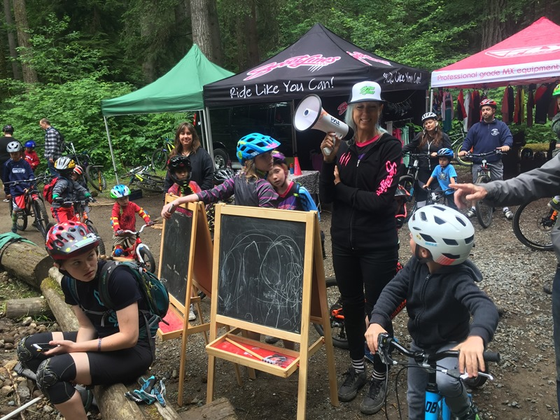 Evergreen Mountain Biking Festival