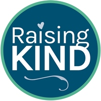 Raising Kind logo